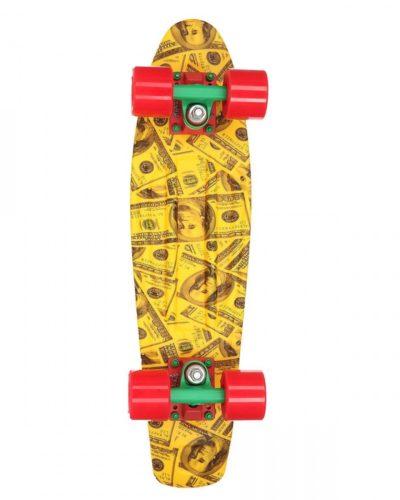 "Скейт мини круизер Юнион 22,5"" Jah Dollars"