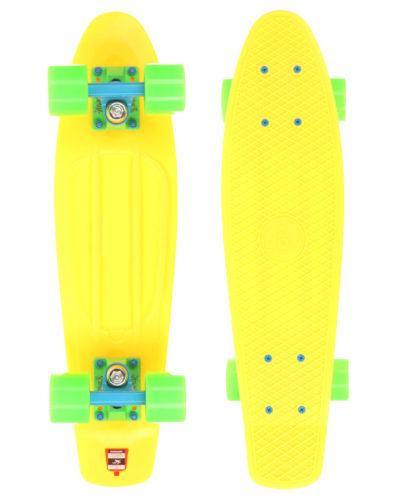 "Скейт мини круизер Юнион 22,5"" Neon Coast"