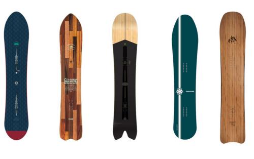 Directional (направленные) сноуборды