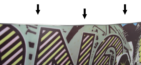 Кант сноуборда Magne Traction