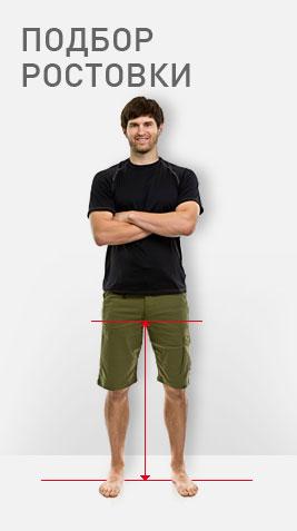 Как измерить длину ноги