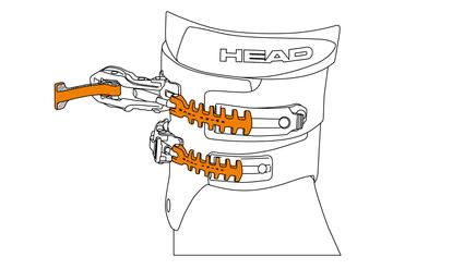 Head Double Power, Spine Tech