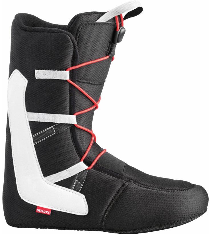 Внутренник сноубордического ботинка с петлями