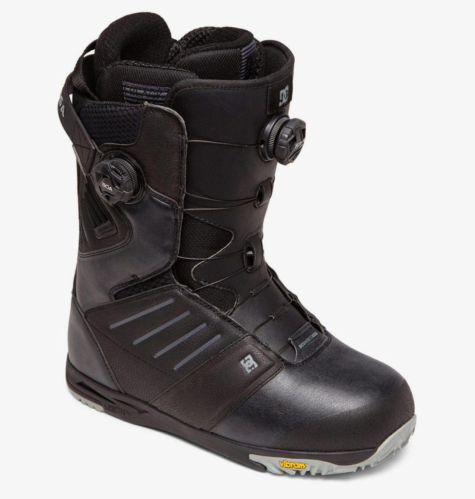 Система затяжки ботинка с 2 BOA