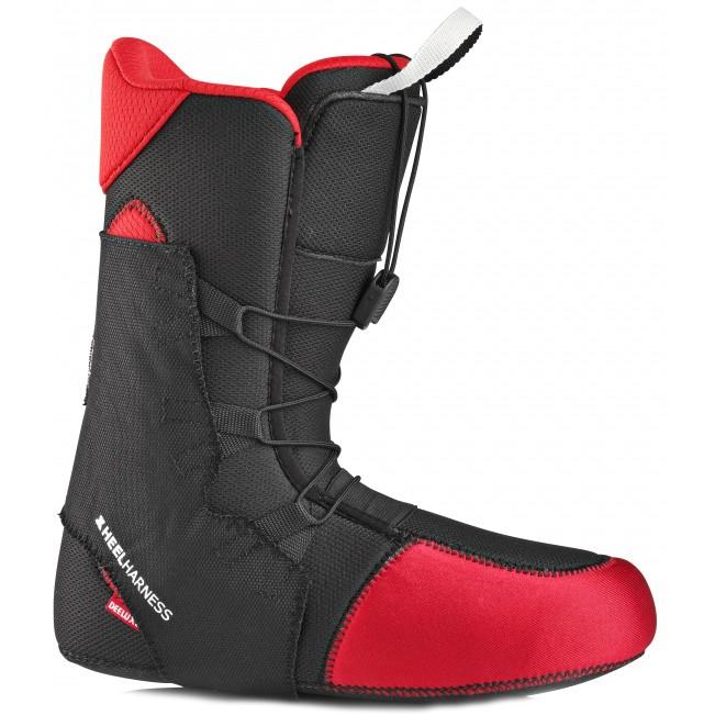 Внутренник сноубордического ботинка с манжетой вокруг ноги