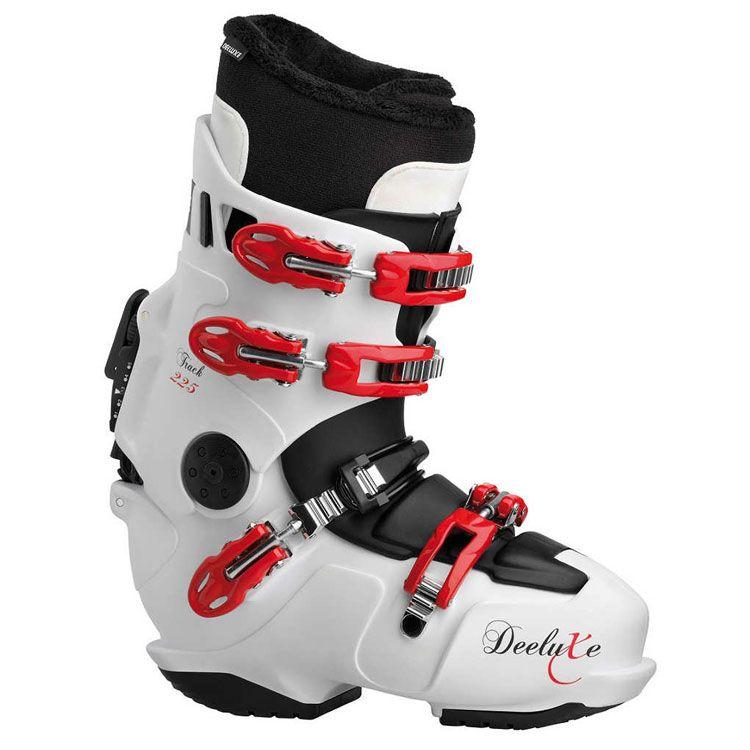 Пластиковый ботинок для сноуборда