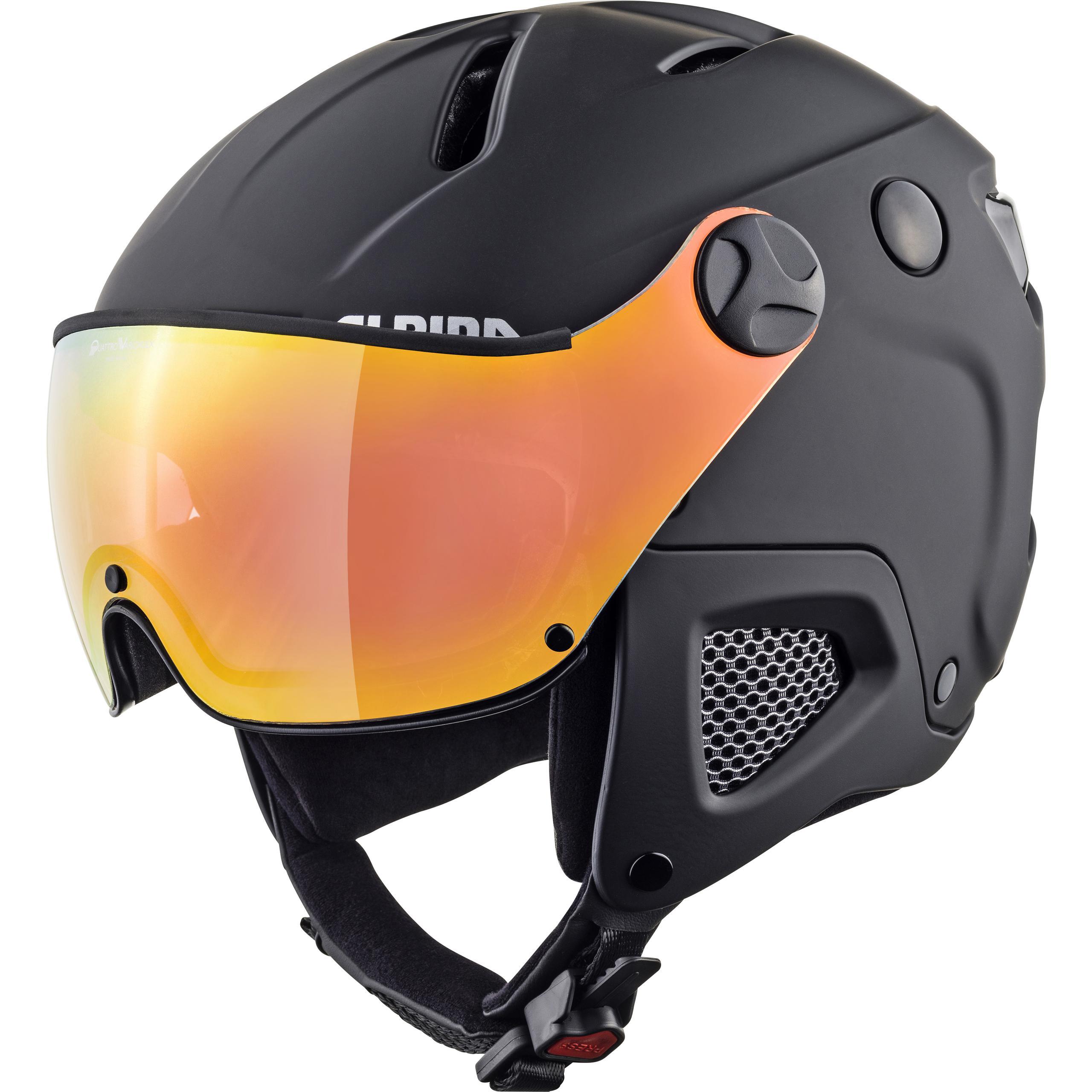 Шлем Alpina с визором
